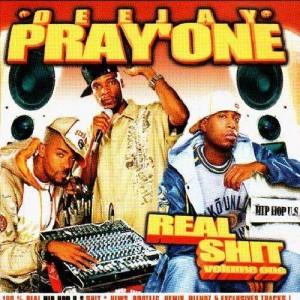 DJ Pray'One - Real shit volume 1 - CD