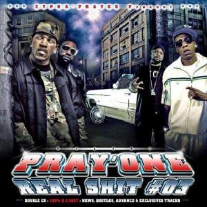 DJ Pray'One - Real shit volume 3 - 2CD