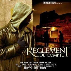 Narcobeat - Règlement de comptes - Narcobeat vol.2 spécial Redemption - CD