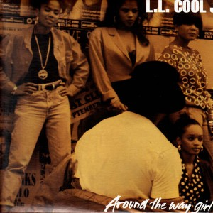 LL Cool J - Around the way girl - 12'' - Temple of Deejays
