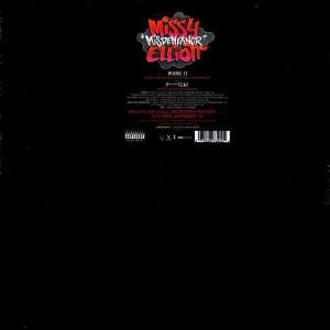 Missy Elliott - Work it / P***ycat - 12''