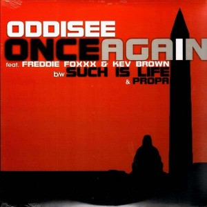 Oddisee - Once again / Such is life / Propa - 12''