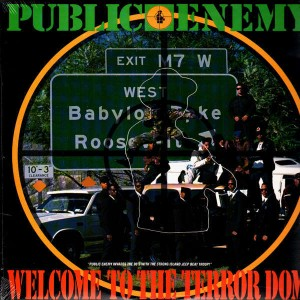 Public Enemy - Welcome to the terror dome / Flavor flav - 12''