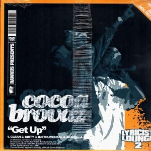 Royce Da 5'9'' - Let's grow / Cocoa Brovaz - Get up - 12''