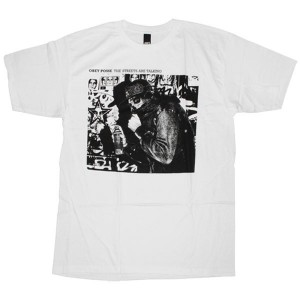OBEY T-shirt - The Streets Are Talking - White