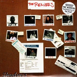 The Reavers - Shadows / Bodybuilding / Pirate - 12''