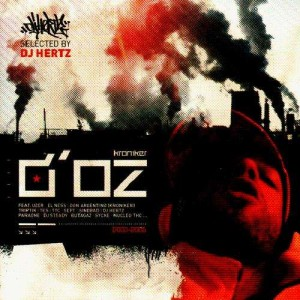 D'Oz (Kroniker) - 2000-2005 - Selected by DJ Hertz - CD