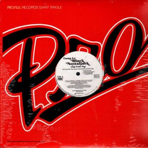 Camp Lo - Black Nostaljack (aka Come On) - 12''