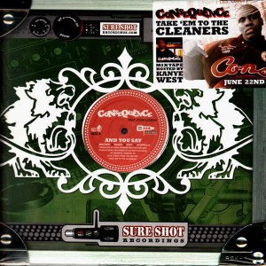 Consequence - And you say / Doctor, doctor - 12''
