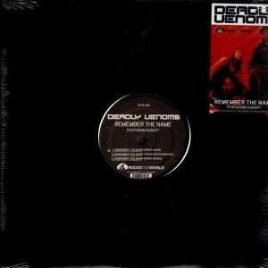 Deadly Venoms - Remember the name - 12''