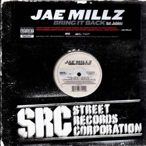 Jae Millz - Bring it back / I like that / Who / Streetz melting - 12''
