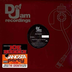 Joe Budden - Gangsta Party - 12''