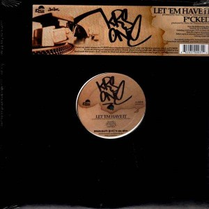 KRS-One - Let'em have it / F*cked - 12''