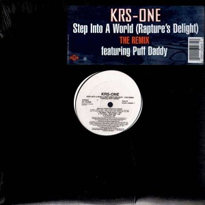 KRS-One - Step into a world - 12''