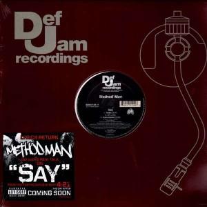 Method Man - Say - 12