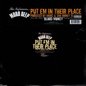 Mobb Deep - Put em in their place - 12''