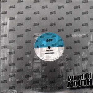 Q-Tip - Original / Kanye West - Gold digger - 12''