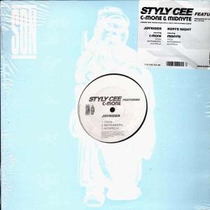 Styly Cee - Joyrider / Kofi's night - 12''