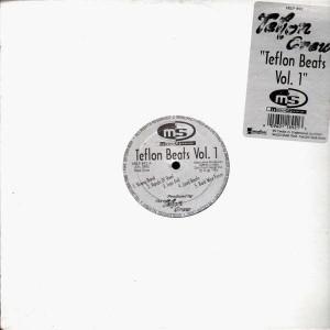 Teflon Crew - Teflon Beats Volume 1 - LP