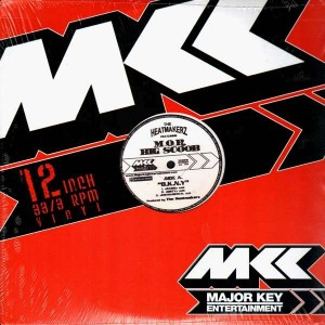 The Heatmakerz - B.K.N.Y. / Back in the building - 12''