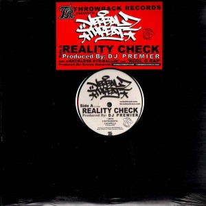Verbal Threat - Reality Check / Reckless Eye-Ballin' - 12''