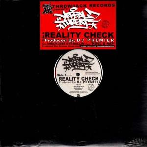 Verbal Threat - Reality Check / Reckless Eye-Ballin' - 12''