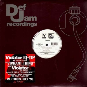 Violator - Vivrant thing / Do what playas do / You know why - 12''