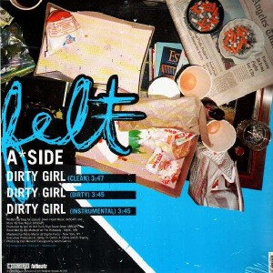 Felt (Slug & Murs) - Dirty girl / Early mornin' Tony - 12''