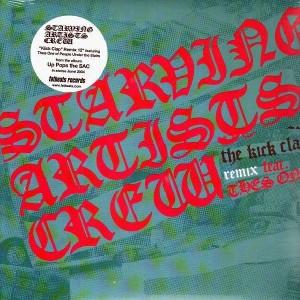 Starving Artists Crew - Kickclap / Graveyard rock - 12''