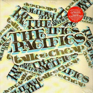 The Pacifics - Talk is cheap / Southpaw - 12''