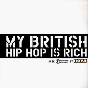 My British Hip-Hop Is Rich - Various artists - Promo vinyl EP