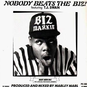 Biz Markie - Nobody beats the biz ! - 12''