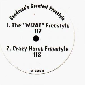 Method Man - Mr. Mef on yo left (Sandman's greatest freestyle) - 12''