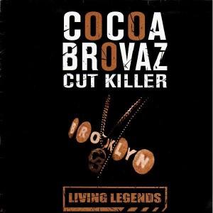 Cocoa Brovaz & Cut Killer - Living Legends - 12''