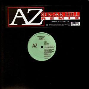 AZ - Sugar hill remix / Rather unique - 12''