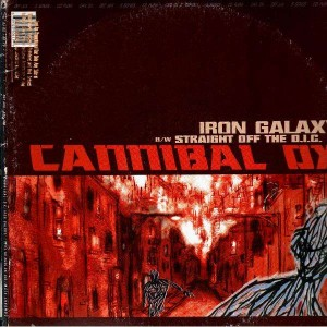 Company Flow - (OPA / Simian O / Simple) / Cannibal Ox - (Iron galaxy / Straight off the D.I.C.) - 2x12''