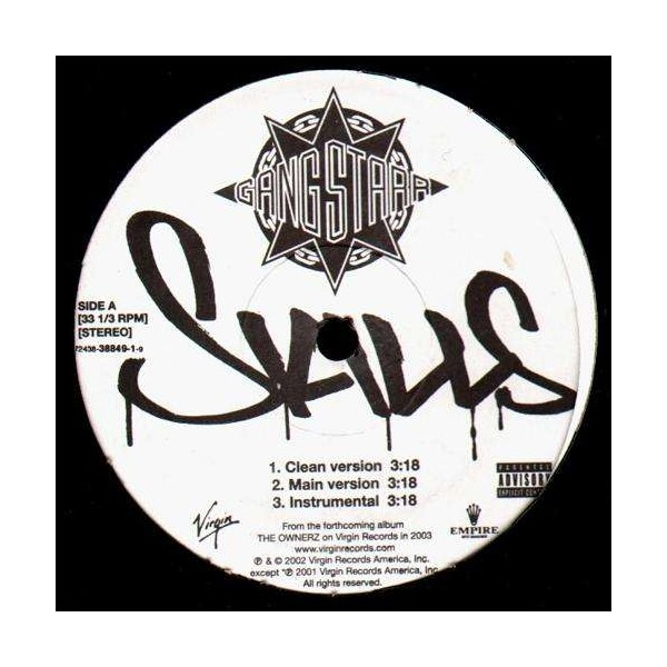Gang Starr Skills Natural 12 Temple Of Deejays