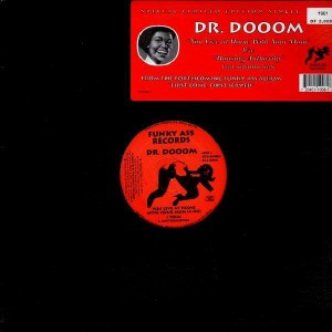 Kool Keith aka Dr.Dooom - You live at home with your mom / Housing authority - 12''