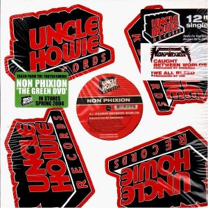 Non Phixion - Caught between worlds / We all bleed - 12''