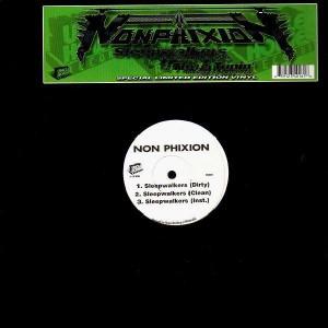 Non Phixion - Sleepwalkers / Thug Tunin' - 12''