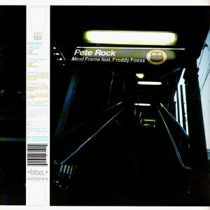 Pete Rock - Mind frame / Back on da block - 12''