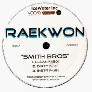 Raekwon - Smith bros / Uncle - promo 12''