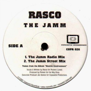 Rasco - The jamm - 12''