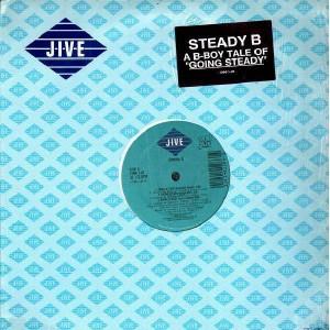 Steady B. - Going steady / Ego trippin' - 12''