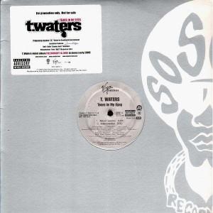 T. Waters - Tears in my eyes - promo 12''