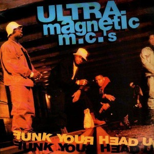 Ultramagnetic MC's - Funk your head up - 2LP