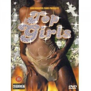 Top Girls - Hip hop sexy show - DVD