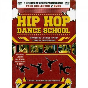 Hip Hop Dance School - 2DVD