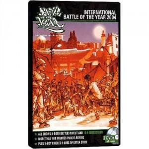 Battle Of The Year - International 2004 - 2DVD
