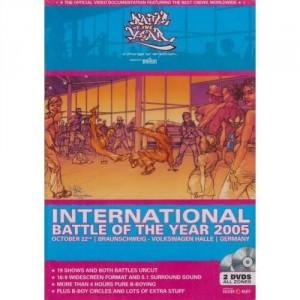 Battle Of The Year - International 2005 - 2DVD